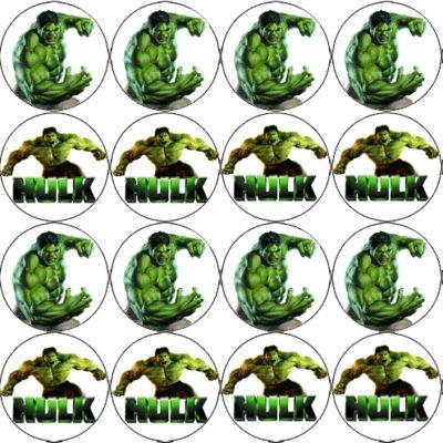 Hulk Cake Topper Nz