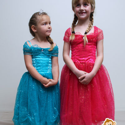 princess dress sparkle party