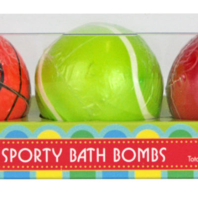 miki sports ball bath bombs