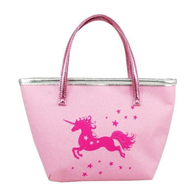 pink unicorn handbag