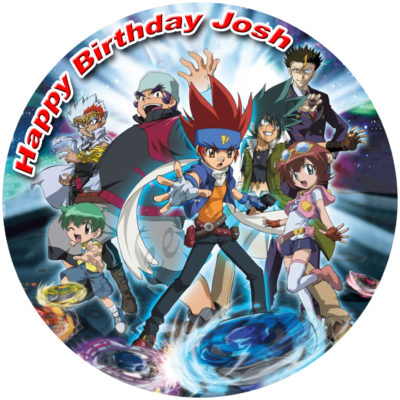 Home the monkey tree for Anime beyblade cake topper decoration set