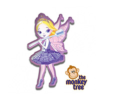 Little Baby Bum Edible Cupcake Toppers | The Monkey Tree