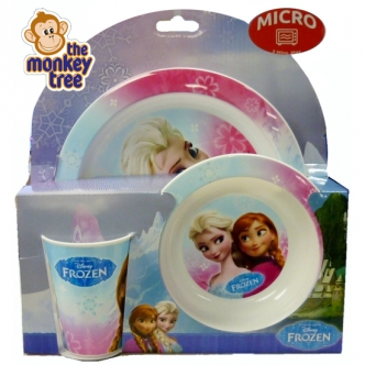 frozen plate cup party Elsa