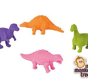 dinosaur eraser party auckland loot bag