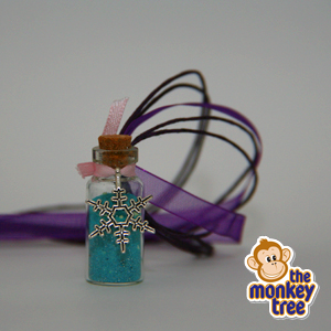 glow in the dark fairy dust frozen