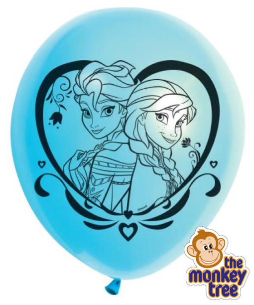 frozen balloon party helium