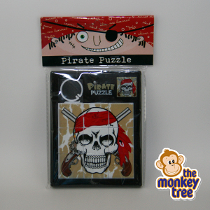 pirate puzzle loot bag party birthday