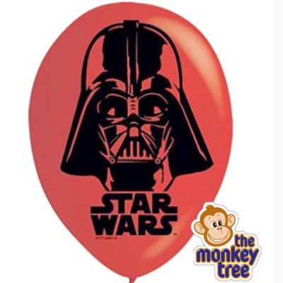star wars balloon party helium