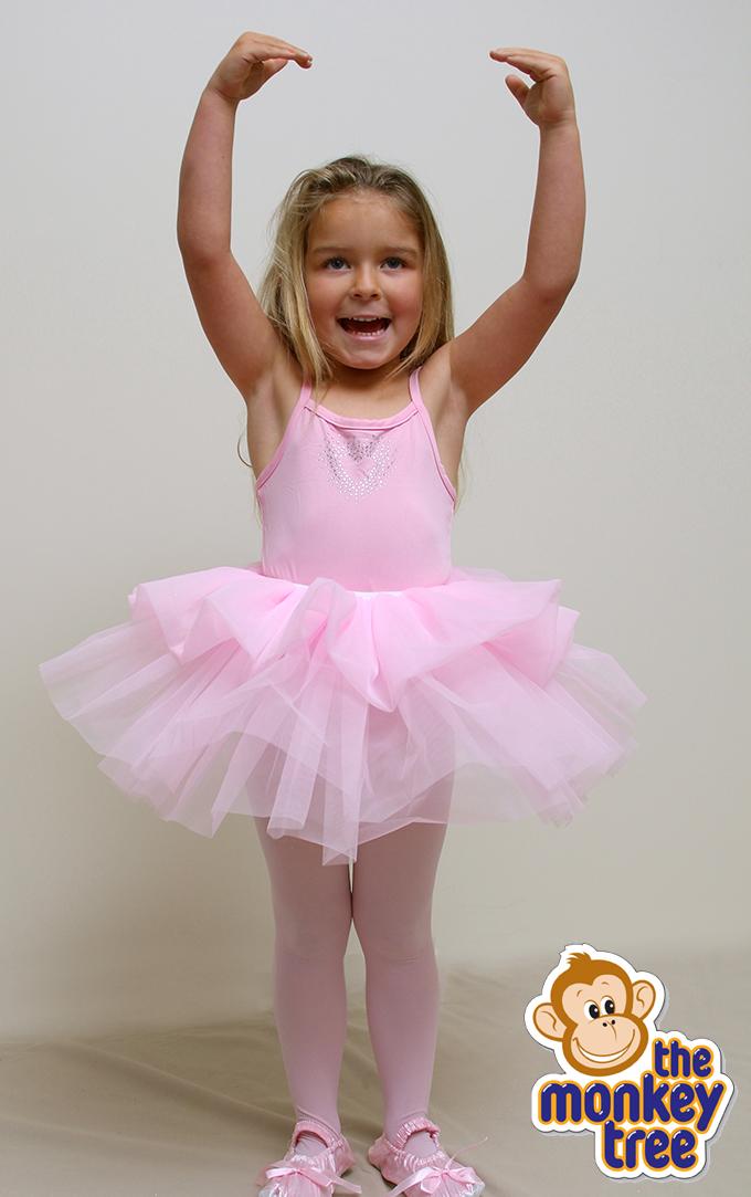 Fairy Ballerina Fluffy Tutu Skirt The Monkey Tree
