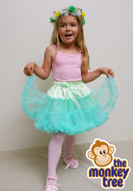 tulle pettiskirt fairy tutu ballerina