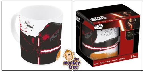 star wars kylo ren ceramic mug