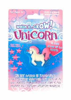 growing unicorn