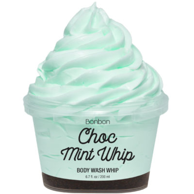 bonbon mint whip body wash