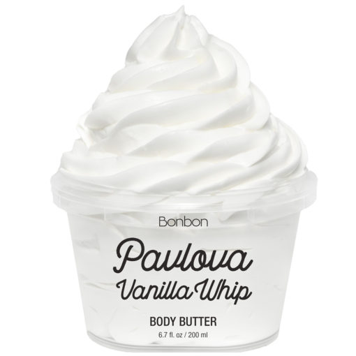 pavlova vanilla whip body butter