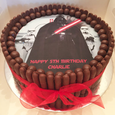 chocolate ganache cake fingers Auckland cakes Maltese's