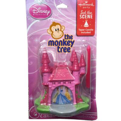 disney princess castle candle party birthday cinderella Snow White Ariel