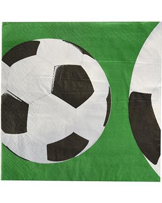 football napkin beverage