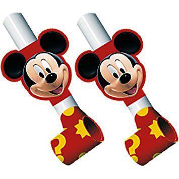mickey mouse blowouts clubhouse party birthday