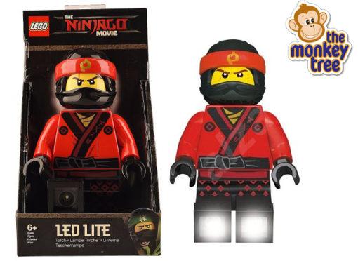 lego ninjago kai torch birthday gift camping