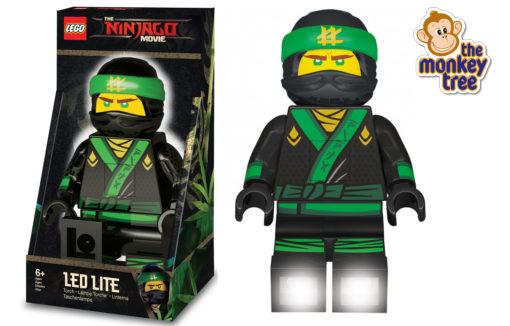 lego ninjago torch birthday gift camping Lloyd