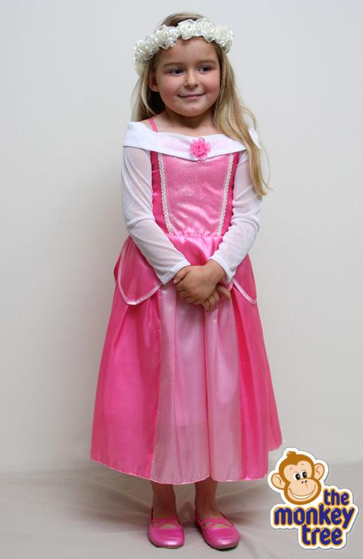 princess aurora sleeping beauty dress party birthday Christmas