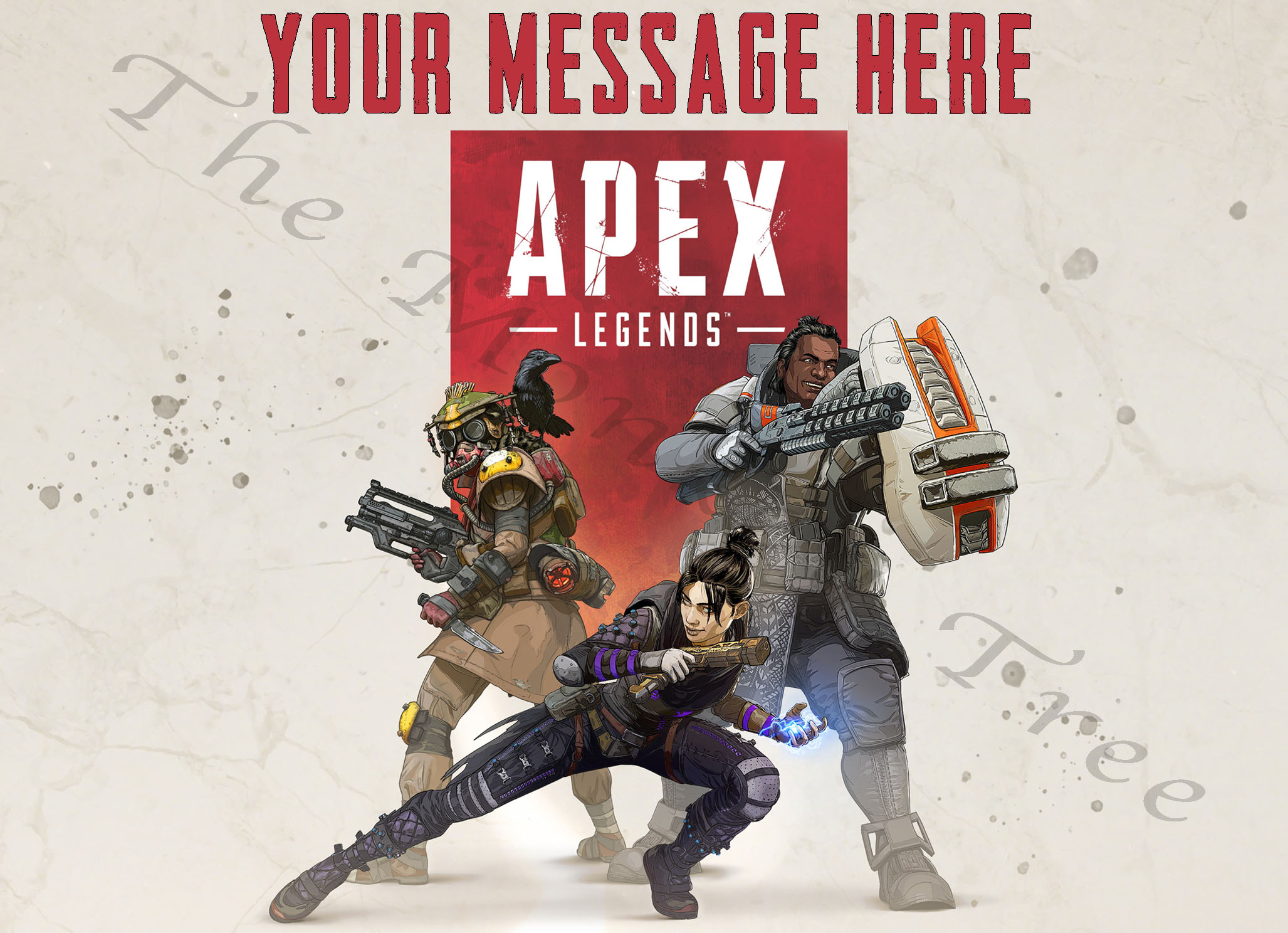apex legends A4 Jake And The Neverland Pirates Birthday Cake Toppers
