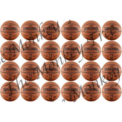 NBA basketball logos use birthday cake cupcake fondant edible topper