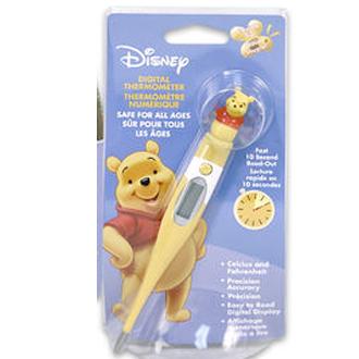 winnie pooh thermometer digital