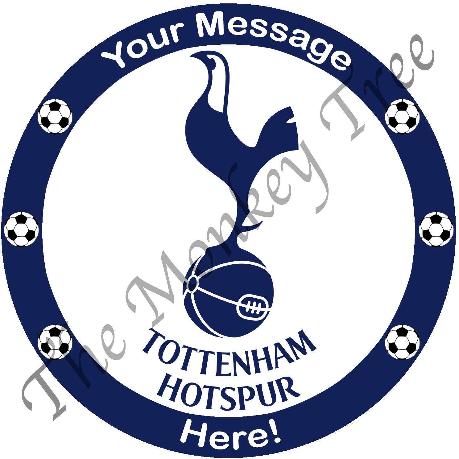 Tottenham Hotspurs Logos
