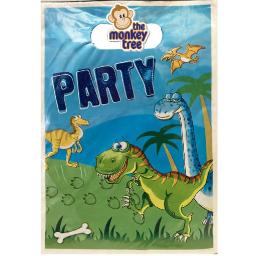 dinosaur party loot bags t rex birthday